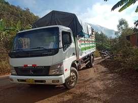 Venta de camión marca mitsubishi de 5 tonelas totalmente conservado