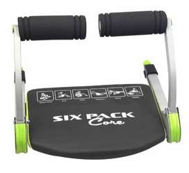 Máquina Ejercicio Ab Six Pack Core