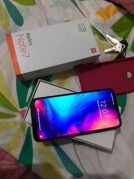 Xiaomi redmi note 7 tres meses de uso
