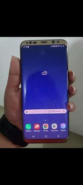 Se vende Samsung s8 plus