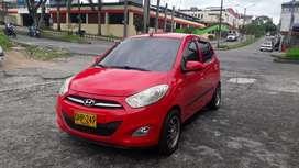 Vendo Hyundai i10 modelo 2012 sin aire