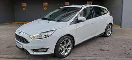 - Ford Focus III SE Plus 2.0 nafta - Modelo 2017 - Impecable Estado con 27.000 Km