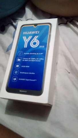 Se vende Huawei y6 2019