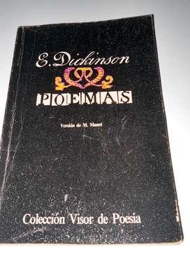 Poemas bilingue Emily Dickinson