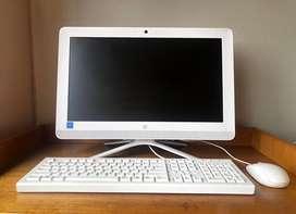 All in one 1 PC de HP (computador todo en uno)