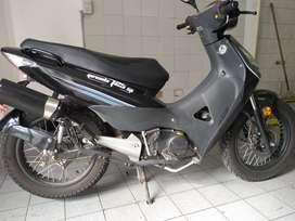 Moto Brava 125 sp Tunning