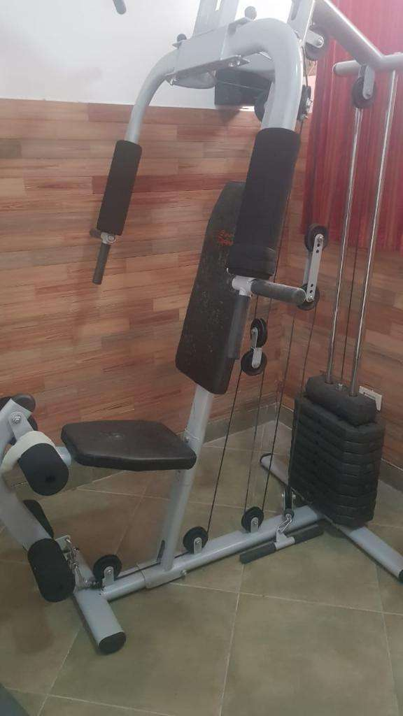 Maquina de Pesas (mini Gym) 0