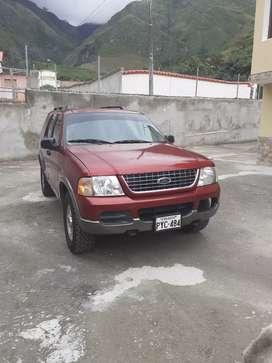 Vendo ford explorer 2002