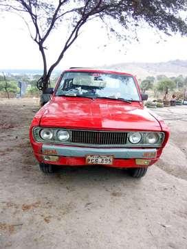 Vendo Datsun 1600 O Cambio