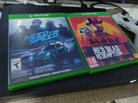 Red Dead Redemption 2 y Need for Speed
