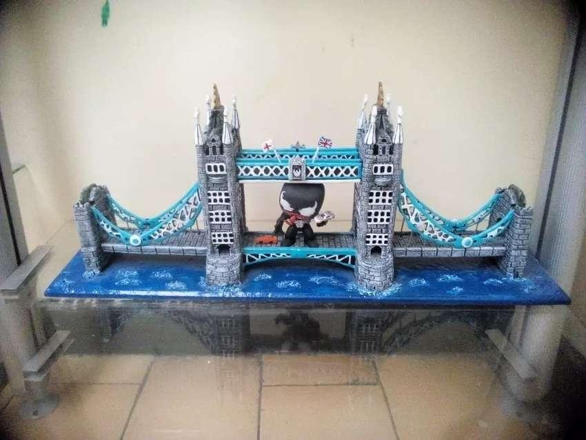 Puente  de la torre bridge 0