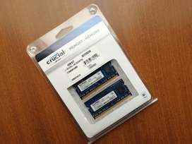 Memoria Ram Elpida 4gb 2x 2gb Macbook iMac Original