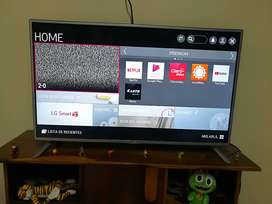 "LG Smart TV 42"" modelo 42LB5800-SB de Mexico, poco uso."