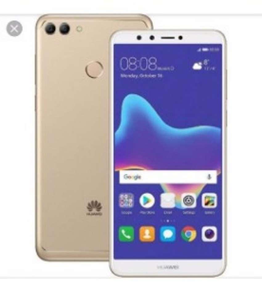 Vendo O Cambio Huawei Y9 2019 Como Nuevo 0