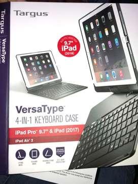 Teclado bluetooth para iPad