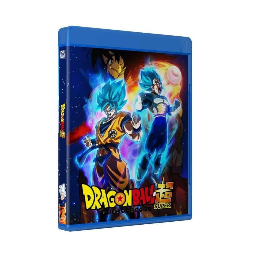 Dragon Ball Super Broly Bluray Latino/japones Subt Esp 0