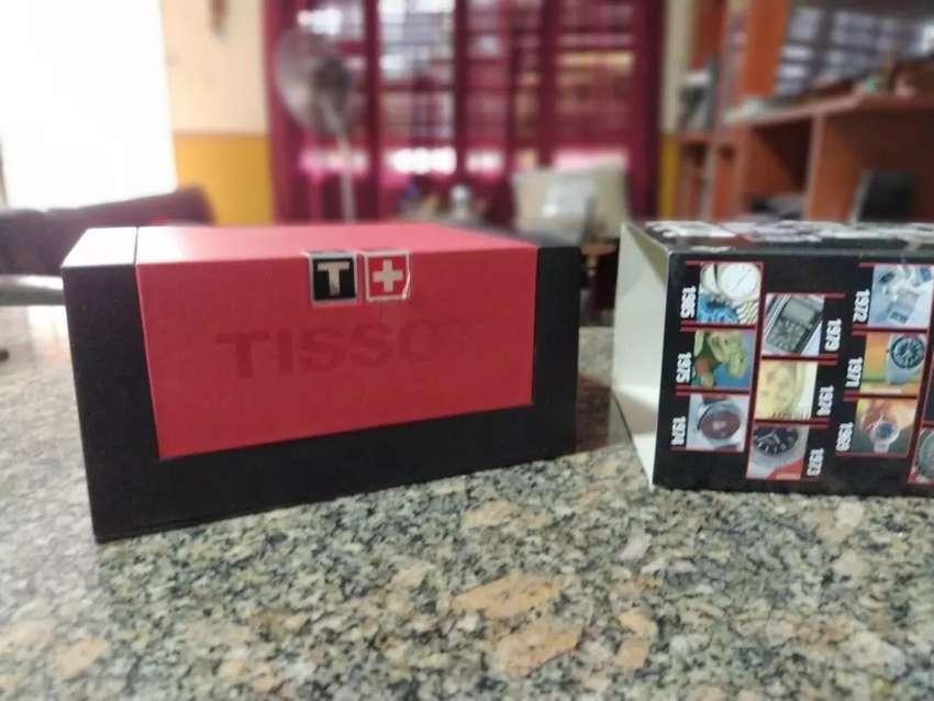 Caja Timeline Tissot. 0