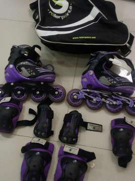 PATINES SEMIPROFESIONALES ROLLERPOINTS