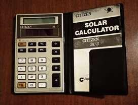 calculadora solar Citizen