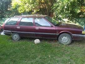 Vendo Renault 21  nafta y gnc o permuto por trailer!