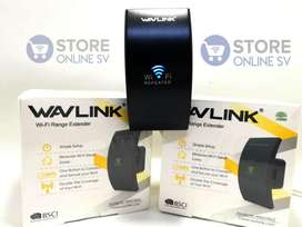 REPETIDOR WIFI ULTIMA VERSION 2019 WAVLINK AMPLIFICADOR WIFI
