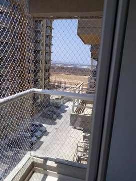 Mallas de Seguridad para Balcones y ventanas, para proteccion de niños y mascotas. Mallas en polietileno y nylon