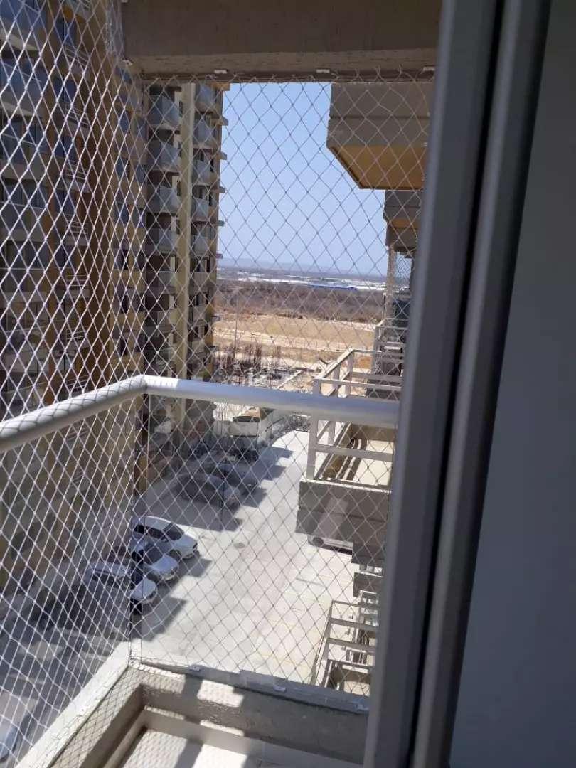 Mallas de Seguridad para Balcones y ventanas, para proteccion de niños y mascotas. Mallas en polietileno y nylon 0