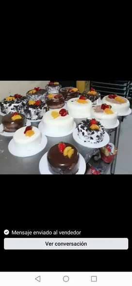 Necesito panadero y pastelero