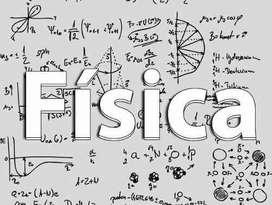 SE DICTAN CLASES DE FÍSICA Y MATEMÁTICA