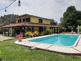 Alquilo Finca En San Pedro Valle