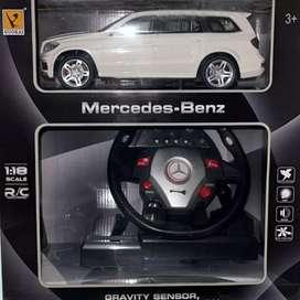 Carro a control remoto Mercedes Benz