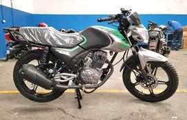 Moto Dukare Tigre 150 con Alarma y Mp3