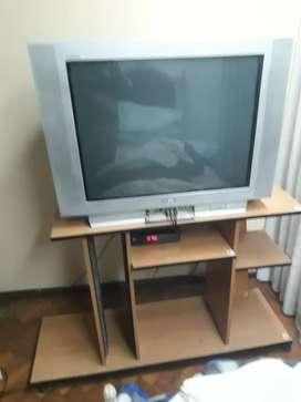 Tv sony funciona perfectamente con control y conversor