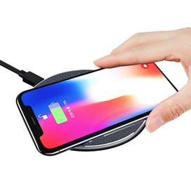 Cargador inalambrico para Iphone/samsung k8