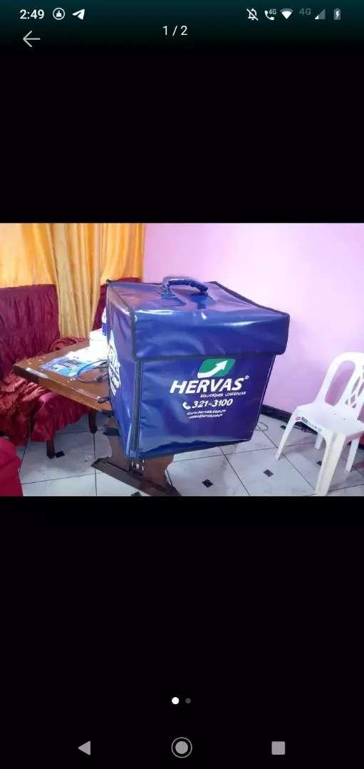 Mochilas de reparto para delivery  fabricantes 0