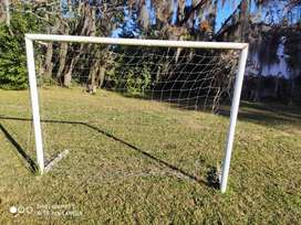 2 arcos de fútbol