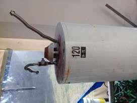 Vendo termotanque Saiar 120 lts. GN . excelente estado