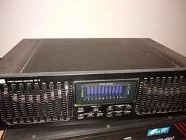 Ecualizador SANSUI A8