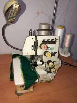 Máquina fileteadora jontex