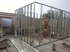 CONSTRUCCIONES EN DRYWALL