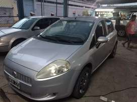 Fiat Punto 1.4 / GNC de 5ta / 2008 / Vendo o Permuto por mayor valor