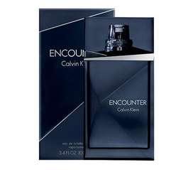 Perfume Encounter de Calvin Klein para Caballero 100ml ORIGINAL