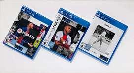 FIFA 21 Nuevo Sellado