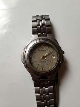 Reloj Citizen Made In Japan