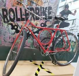 Bicicleta Clasica Caloi Barra Circular