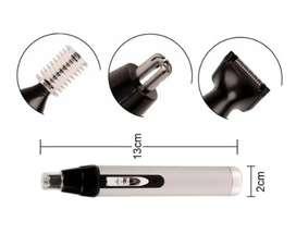 Maquina Afeitadora 3 En 1 Corta Vello - Nariz Y Patillera