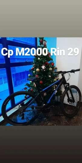 Bicicleta 29 MTB hidráulica