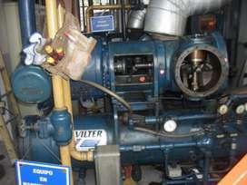 Refrigeracion aplicada a compresores