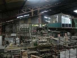 Mueblería Industrial Venta total, parcial o alquiler