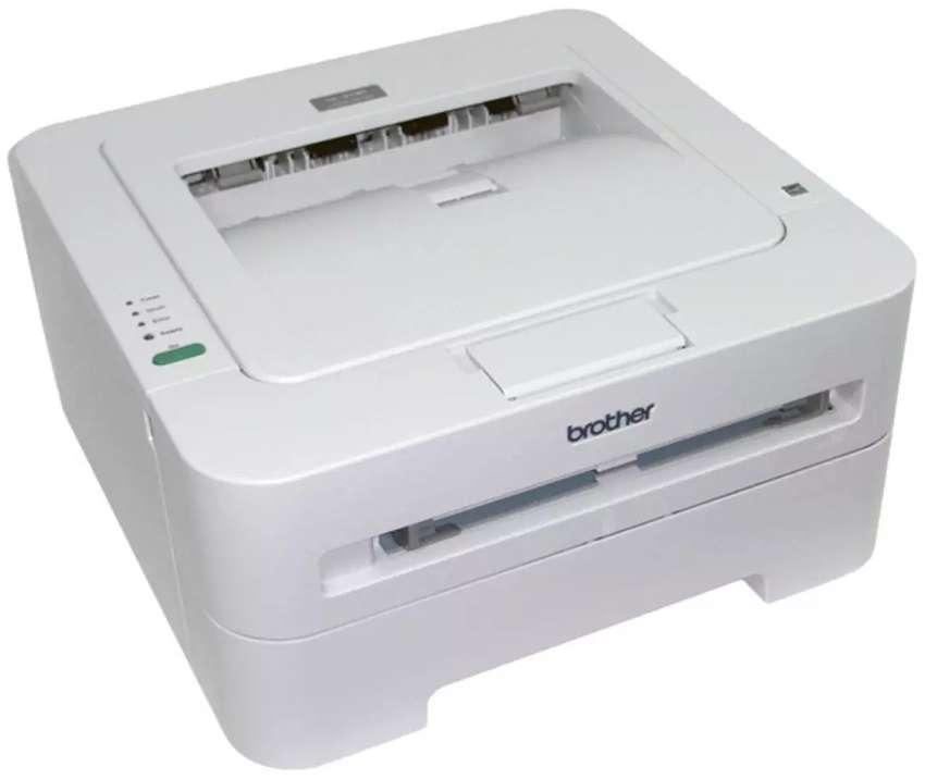 Impresora laser brother hl2130 con toner nuevo + 3 de repuesto 0